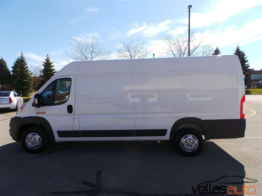 used 2016 ram 3500 promaster high roof highroof 159 wheel base r camera for sale in woodbridge. Black Bedroom Furniture Sets. Home Design Ideas