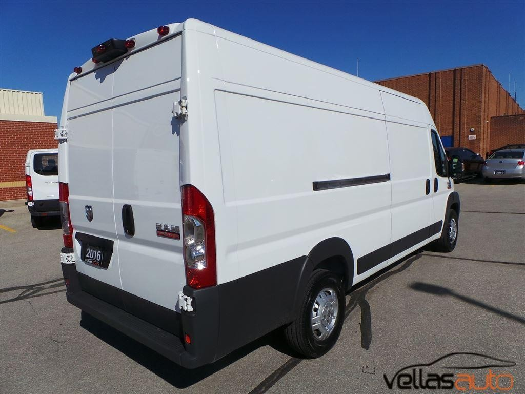 Used 2016 Ram 3500 Promaster High Roof Highroof 159 Wheel