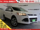 Used 2015 Ford Escape SE| 4X4| LEATHER| PANO ROOF| BACK UP CAMERA| for sale in Burlington, ON