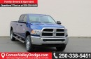 New 2017 Dodge Ram 3500 ST DIESEL, BACK UP CAMERA, TRAILER BRAKE CONTROL, BLUETOOTH for sale in Courtenay, BC