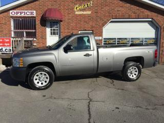 Used 2012 Chevrolet Silverado 1500 WT 4x4 for sale in Bowmanville, ON