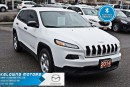 Used 2014 Jeep Cherokee Sport Economical and Roomy for sale in Kelowna, BC
