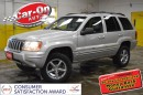 Used 2004 Jeep Grand Cherokee LIMITED 4X4 V8 LEATHER for sale in Ottawa, ON