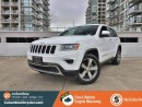Used 2015 Jeep Grand Cherokee LIMITED, LOCALLY DRIVEN, NO ACCIDENTS, GREAT CONDITION, FREE LIFETIME ENGINE WARRANTY! for sale in Richmond, BC