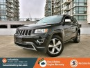 Used 2015 Jeep Grand Cherokee LIMITED, LOCALLY DRIVEN, LOW MILEAGE, GREAT CONDITION, FREE LIFETIME ENGINE WARRANTY! for sale in Richmond, BC