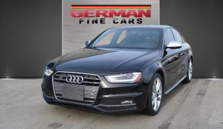 Used 2013 Audi S4 3.0 V6 Quattro AWD***only $28,450*** 117,000km | for sale in Concord, ON