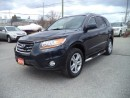 Used 2010 Hyundai Santa Fe GLS SPORT SUNROOF AWD for sale in Newmarket, ON