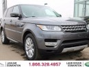 Used 2014 Land Rover Range Rover Sport V6 HSE - CPO 6yr/160000kms manufacturer warranty included until December 15, 2019! CPO rates starting at 1.9%! Local One Owner Trade In | No Accidents | 3M Protection Applied | Navigation | Back Up Camera | Parking Sensors | Adaptive Xenon Headlamps for sale in Edmonton, AB