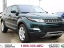 Used 2014 Land Rover Evoque Local One Owner Trade In | No Accidents | 3M Protection Applied | Navigation | Surround Camera System | Parking Sensors | Adaptive Xenon Headlamps | Panoramic Glass Roof | Power Liftgate | Heated Windshield with Rain Sensing Wipers | Heated Front Seats |  for sale in Edmonton, AB