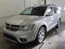 Used 2014 Dodge Journey RT AWD - SUNROOF - REAR BACK UP CAMERA - GARMIN NAVIGATION - HEATED STEERING WHEEL - HEATED FRONT SEATS for sale in Edmonton, AB
