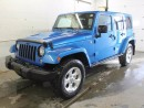 Used 2015 Jeep Wrangler Unlimited Sahara 4x4 - Heated Front Seats for sale in Edmonton, AB