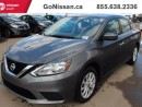 Used 2016 Nissan Sentra 1.8 SV 4dr Sedan for sale in Edmonton, AB