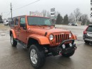 Used 2011 Jeep Wrangler Sahara Unlimited for sale in Komoka, ON