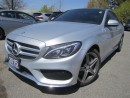 Used 2015 Mercedes-Benz C-Class C300 AMG/Sport/Premium/New tires-MINT for sale in Mississauga, ON