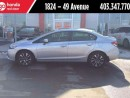 Used 2014 Honda Civic for sale in Red Deer, AB