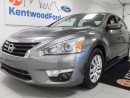 Used 2014 Nissan Altima Heated seats and a back up cam inside of a beautifully built Altima S for sale in Edmonton, AB
