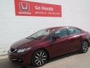 Used 2013 Honda Civic TOURING, LEATHER, NAVI, ALLOYS for sale in Edmonton, AB