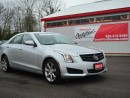 Used 2014 Cadillac ATS 2.0L Turbo 4dr All-wheel Drive Sedan for sale in Brantford, ON