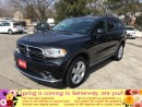 Used 2015 Dodge Durango BLUETOOTHlAWD|DUAL CLIMATE CONTROL|LEATHER for sale in Stoney Creek, ON