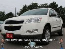 Used 2012 Chevrolet Traverse NEED ROOM FOR 5?  THIS HAS ROOM FOR 8!!! for sale in Stoney Creek, ON