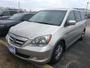 Used 2005 Honda Odyssey Touring for sale in Burlington, ON