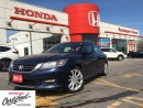 Used 2015 Honda Accord Sedan Touring, one owner, original Roadsport car..1.99% for sale in Scarborough, ON