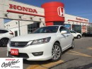 Used 2013 Honda Accord Sedan EX-L, one owner, clean carproof, low low mileage for sale in Scarborough, ON