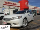 Used 2013 Honda Accord Sedan Touring, one owner, loaded, low finance rates for for sale in Scarborough, ON