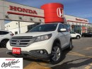 Used 2014 Honda CR-V EX, original roasport car, mint for sale in Scarborough, ON