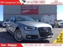 Used 2015 Audi A4 2.0T Komfort | LEATHER | ROOF | QUATTRO for sale in Georgetown, ON