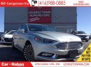 Used 2017 Ford Fusion SE | NAVI | LEATHER | ROOF | AWD | BACK UP CAM | for sale in Georgetown, ON