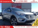Used 2014 Hyundai Santa Fe XL 3.3L V6 | CLEAN CARPROOF | 7 PASS | HEATED SEATS | for sale in Georgetown, ON