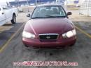 Used 2002 Hyundai ELANTRA GL 4D SEDAN for sale in Calgary, AB