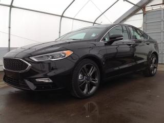 New 2017 Ford Fusion V6 Sport for sale in Meadow Lake, SK