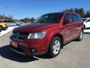 Used 2011 Dodge Journey SXT - Sunroof for sale in Norwood, ON