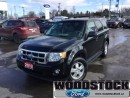 Used 2012 Ford Escape XLT  Leather, 4 CYL, Sync for sale in Woodstock, ON