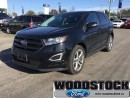 Used 2016 Ford Edge SPORT for sale in Woodstock, ON