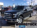 Used 2015 Ford F-150 Local Trade, Sync for sale in Woodstock, ON