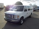 Used 2013 Ford Econoline Extended E-350 XLT Super Duty 15 Passenger Van for sale in Burnaby, BC