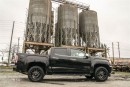 Used 2016 GMC Canyon SLT Fuel Wheels, Loaded, Low Kilometers for sale in Langley, BC