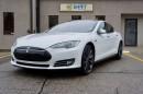 Used 2013 Tesla Model S P85+ PERFORMANCE LOADED, SUBZERO, HI-FI for sale in Burlington, ON