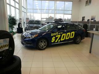 Used 2016 Hyundai Sonata 2.0T Sport Ultimate - for sale in Collingwood, ON
