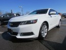 Used 2016 Chevrolet Impala for sale in Arnprior, ON