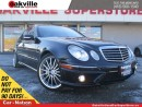 Used 2009 Mercedes-Benz E-Class E63 AMG | 507HP | 1 OF 1 IN CANADA | NAVIGATION | for sale in Oakville, ON