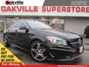 Used 2015 Mercedes-Benz CLA-Class CLA250 4MATIC | SPORT | SUNROOF | LEATHER | for sale in Oakville, ON