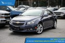 Used 2014 Chevrolet Cruze LTZ Navigation, Sunroof, and Heated Seats for sale in Port Coquitlam, BC