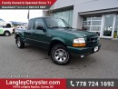 Used 2000 Ford Ranger XLT for sale in Surrey, BC