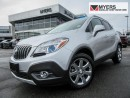 Used 2016 Buick Encore AWD/NAVIGATION/DRIVER AWARENESS PACKAGE for sale in Ottawa, ON