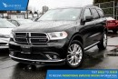 Used 2016 Dodge Durango Limited for sale in Port Coquitlam, BC