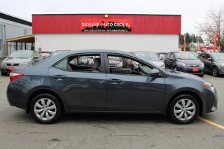 Used 2016 Toyota Corolla 4dr Sdn CVT S w/Special Edition Pkg (Natl) for sale in Surrey, BC